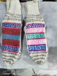 Rabbit Wool Socks