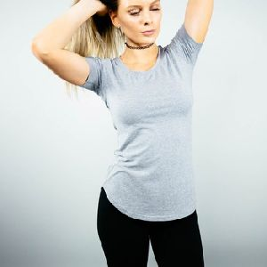 Spandex T-shirt For Women