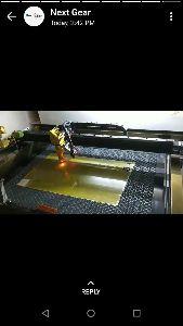 Nano Glass Sheet Cutting Machine