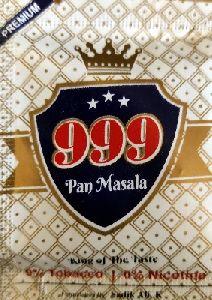 999 Pan Masala