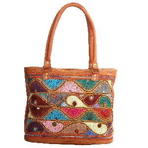 embroidery tote bag