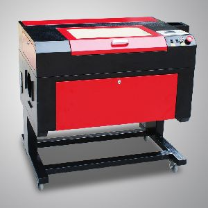 Laser Engraving And Cutting Machine Model:-marksys Ec5.3
