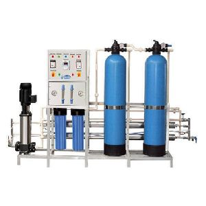 Waste Water Treatment Ro Plant