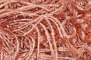 Copper  Wire Mill Berry Scrap