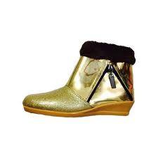 Kids Designer Leather Boots