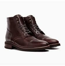Mens Ankle Leather Boots