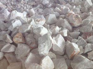 Limestone Gypsum Lump
