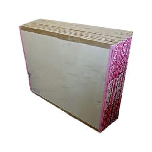 Whitte Plain Gypsum Plaster Sheet