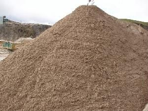 Aggregate Crushed Sand