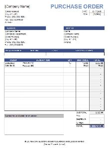 Purchase Order Data Entry Services