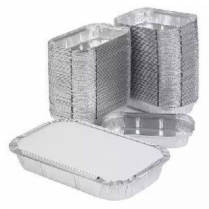 Disposable Aluminum Foil Containers
