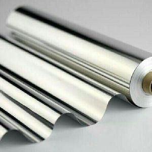Plain Aluminum Foil Rolls