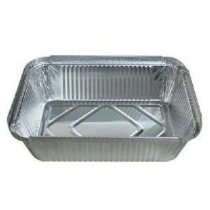 Rectangular Aluminum Foil Containers