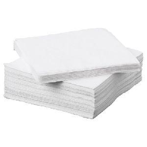 White Tissue Napkin