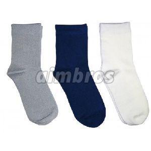 School Cotton Socks