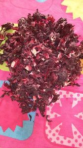 Dried Red Hibiscus