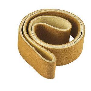 Heat Resistant Pbo 600 C Endless Felt Belt For Aluminium Extrusion