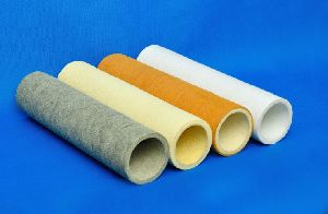 High Temperature 600 Degree PBO & Para Aramid felt Roller sleeve Tube