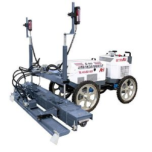 Fully Hydraulic Laser Screed Machine Floor Screeding Machine