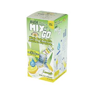 Aloe Mix N Go Lemonade