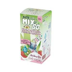 Aloe Mix N Go Strawberrykiwi