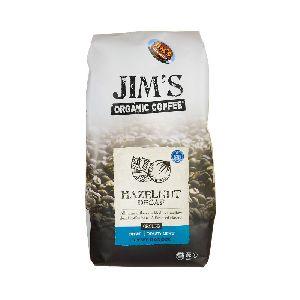 Ground Coffee Hazelnut Decaf