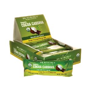 Organic Cocoa Cassava Chocolate And Coconut
