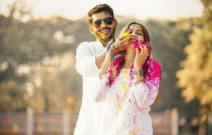 Pre-wedding Photography Services