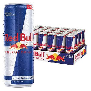 Energy Drink 250ml Cans Pack Of 24 (red Bull)