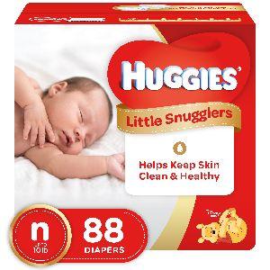 Huggies Little Movers Slip On Diaper Pants, Size 5, 128 Count, Economy Plus..