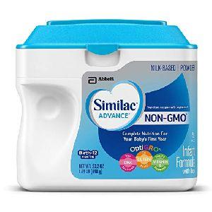 Similac Advance Infant Non-gmo Formula, With Iron, Milk-based Powder, Birth-12 Months - 1.45 Lb, 23.2 Oz