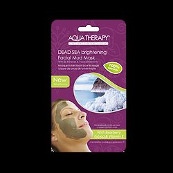 Dead Sea Facial Mud Mask, Brightening