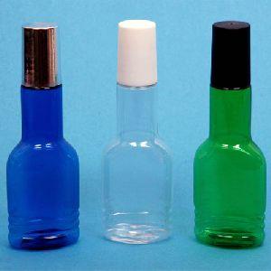 Hair Oil Pet Bottles