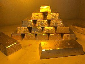 gold plated tungsten gold bars 24k gold clad bullion bar