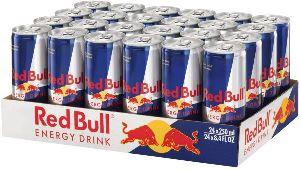 Red Bull Energy Drink 250ml Blue Silver Extra Austria origin