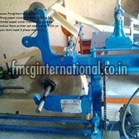 Fmcg 500 Model Medicne Paper Cover Machine