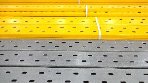 Frp Perforated Type Cable Tray