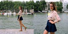 Long & Short Skirts