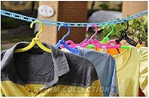 Nylon Clothes Drying Hanger