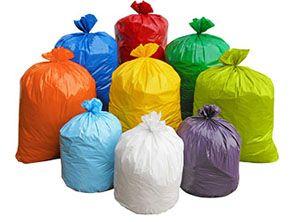 Heavy duty garbage bags / Refuse bags