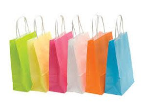 T-shirt/ Vest type carrier bags