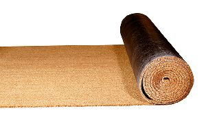GEPR101 PVC Tufted Coir Mat Roll