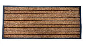 GERC107 rubberised coir mat