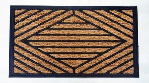 GERC123 rubberised coir mat