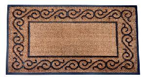 GERC111 rubberised coir mat