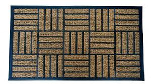 GERC122 rubberised coir mat