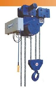 Robust Chain Electric Hoists