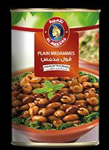 Plain Meddammes (Fava Beans)