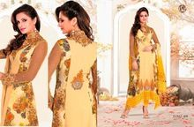 Celebrity Wear Anarkali Floor Length Salwar Kameez