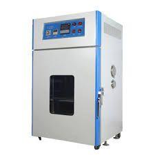 Dry oven Heat treatment